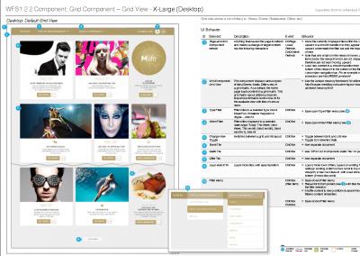 Annotated desktop comp